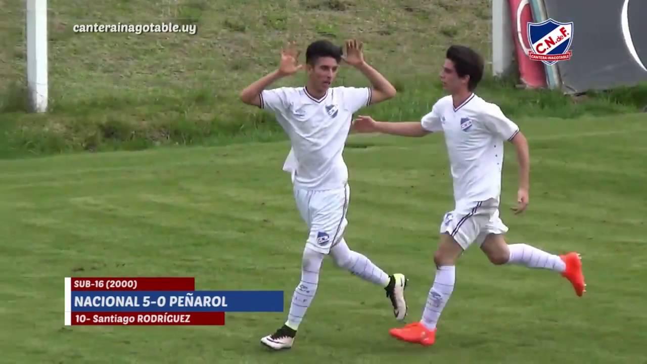 Golazo de Santiago Rodriguez - Clasico 2016 | Chala Tricolor