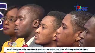 """""""SANS FRONTIERES"""" La République d'Haïti est-elle une province commerciale de la R. Dominicaine?"""