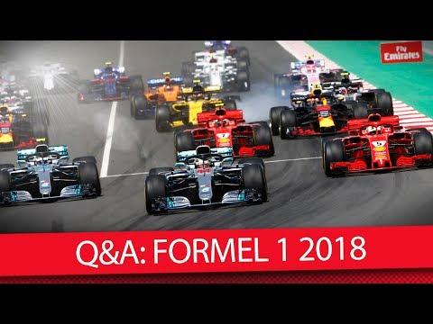 Formel 1 2018: So geil ist die F1-Saison (Q&A)