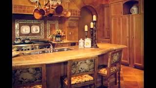 Western kitchen decorating ideas