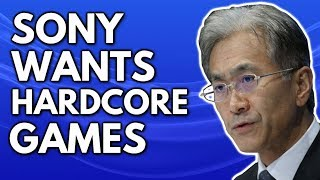 Sony To Focus On AAA Games And
