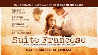 SUITE FRANCESE Trailer Italiano HD