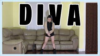 Download ITZY X (G)IDLE 'Diva' + Dance Break   Dance Cover