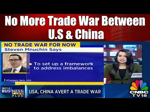 India Business Hour Plus | No More Trade War Between U.S & China | CNBC TV18