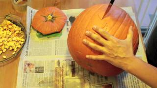 How to Make Halloween Pumpkins