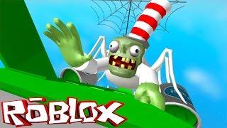 Roblox: ZUMBI GIGANTE DE AMOEBA !! - (M. Zombie's Slime Slide)