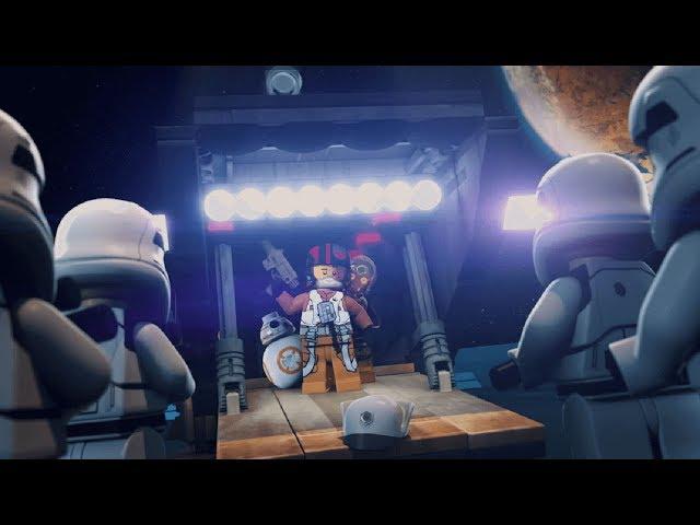 LEGO Star Wars: Az Ellenállás Hajnala 1. Évad 1. rész  Poe a Megmentő