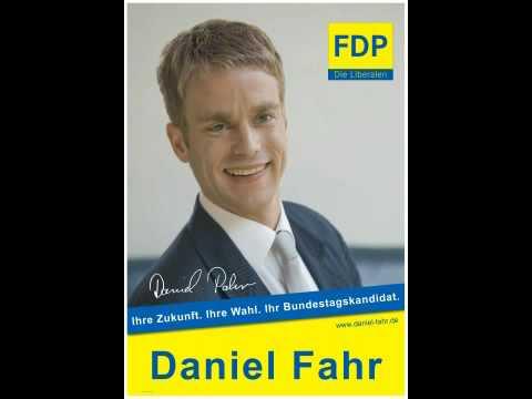 Daniel Fahr Live bei Radio Kiepenkerl am 21.09.09 Uhrzeit 8:38