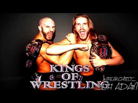 Kings Of Wrestling - K.O.W (Kings) (High Quality) [Download Link] (Kings Of Wrestling ROH Theme)