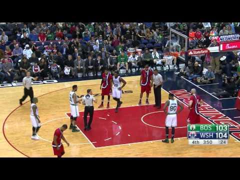 Boston Celtics vs Washington Wizards | January 16, 2016 | NBA 2015-16 Season