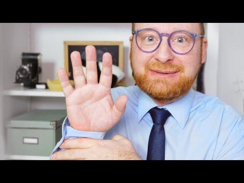 Warum es Linkshänder gibt — Doktor Allwissend