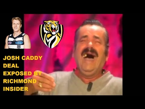 SHOCKING interview with Richmond FC recruiter on the Josh Caddy deal