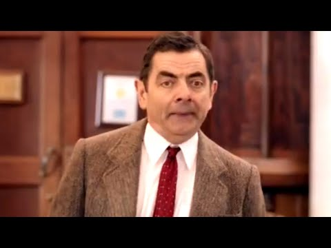 Lost Beans | Funny Clips | Mr Bean Official