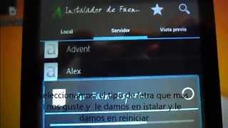 Como cambiar el tipo de letra de cualquier telefono con android (whatsapp) │ROOT