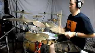 KORN - Faget - drum cover
