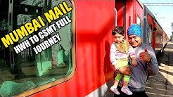 Full journey in 12321 Mumbai mail Howrah junction to CSMT Mumbai | Howrah junction to Mumbai