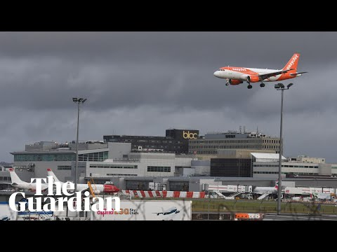 Gatwick reopens after more drone disruption