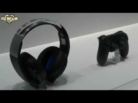PlayStation 4 Hardware - TGS 2016 (4K)