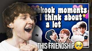 I LOVE THIS FRIENDSHIP! (hopekook moments i think about a lot | Reaction/Review)