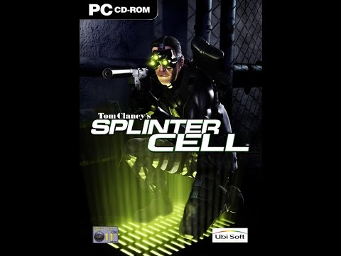 (Hardest Difficulty 100% Stealth) Splinter Cell 1 PC : Police Station