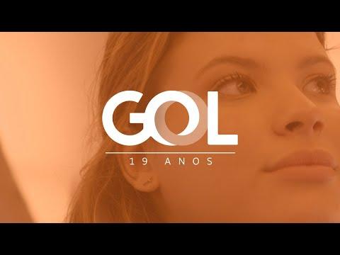 GOL | 19 ANOS