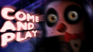 The Aggression is REAL!    Five Nights At Candy