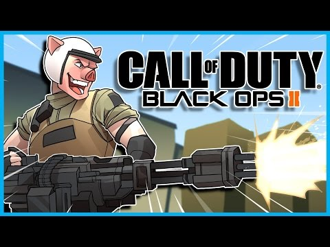 Black Ops 2 Funny Moments! - 360 Death Machine, C4 + RCXD, and Following Noobs! (BO2 Funny Killcams)