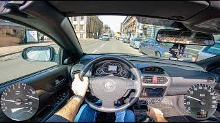 2005 Opel Tigra   1.4 16V 90HP   POV Test Drive