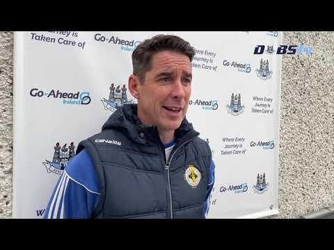 Ballyboden St Endas manager Anthony Rainbow speaks to DubsTV after win over Na Fianna