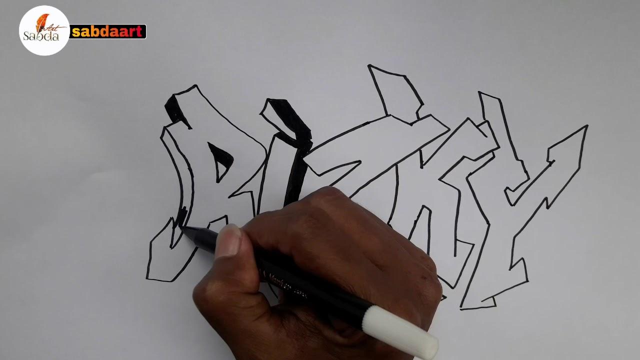 Unduh 65+ Gambar Grafiti Nama Rizky Paling Baru Gratis