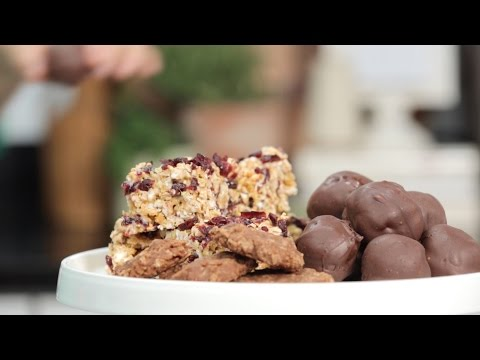 3 No Bake Christmas Cookie Recipes  | Cooking Tutorial