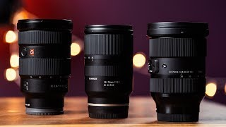 Sigma 24-70mm f/2.8 for Sony E-Mount Review vs Tamron & G Master