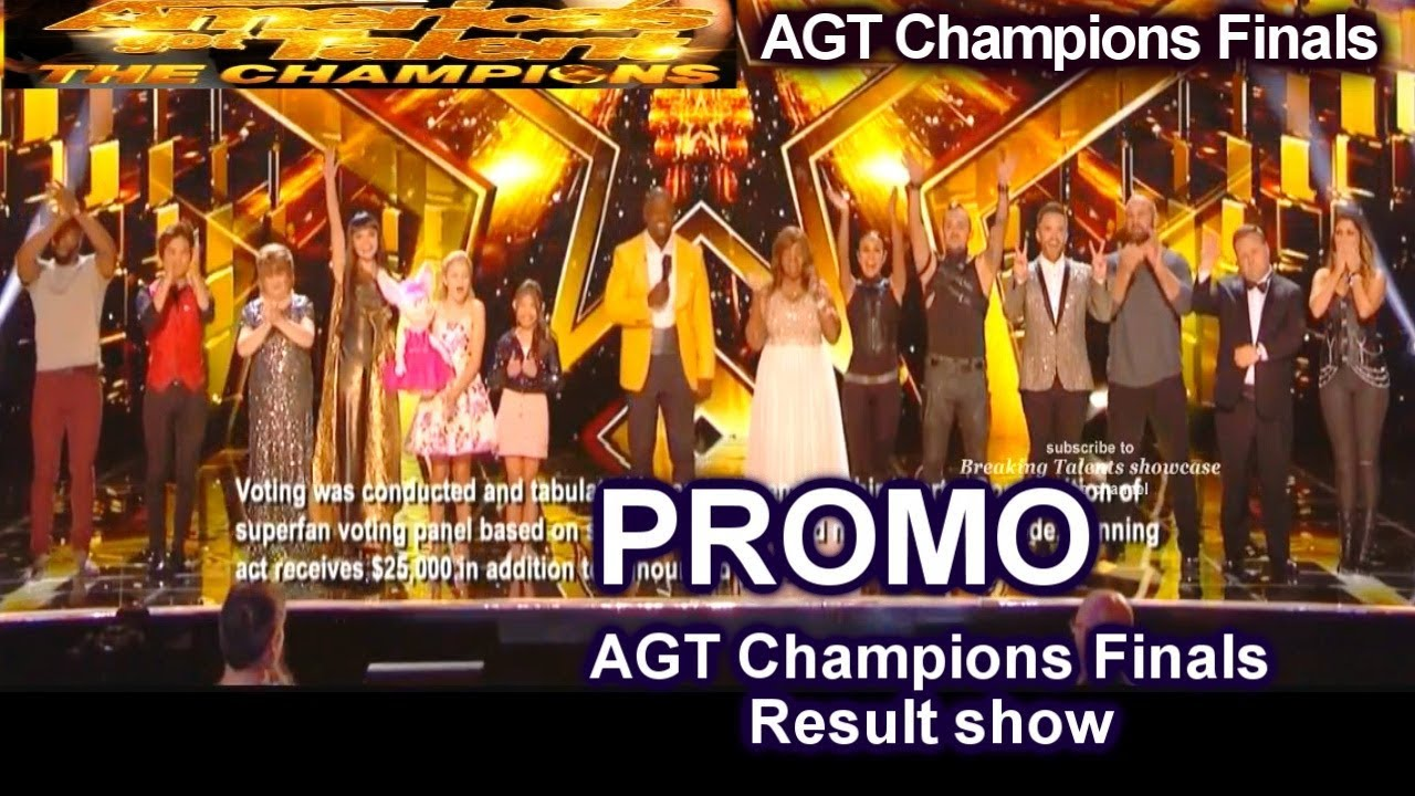 america's got talent: the champions results finale - photo #25