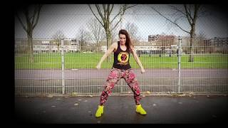 Zin 78 zumba -Keep Calm-  by Wendy Dance Kassiano ft Oye !!!
