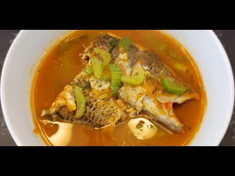 ghana-fish-pepper-soup-for-weight-loss-|-keto-recipes