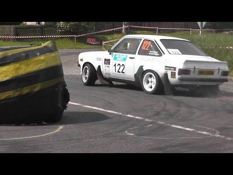 Keith Robathan/Jim Haugh - Jim Clark National Rally 14 [HD]