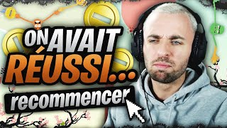 ON AVAIT POURTANT RÉUSSI ! 😱 (Heave Ho ft. Locklear, Doigby)