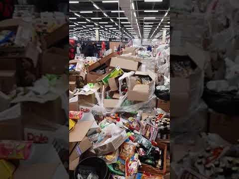 Апокалипсис в магазинах Спар Санкт-Петербург