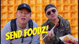 SEND FOODZ Ep #3 -