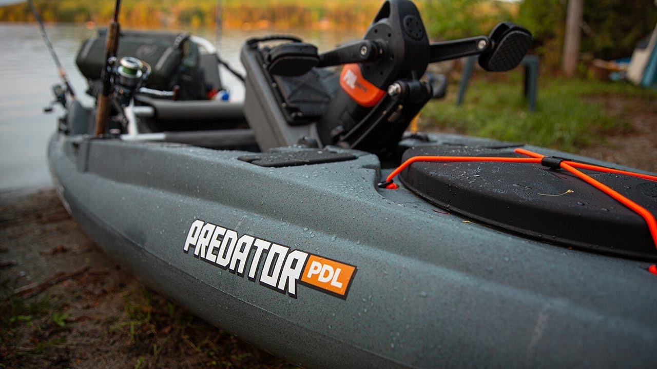 9 Best Pedal Kayaks for Fishing: Your 2019 Foot Paddle Guide