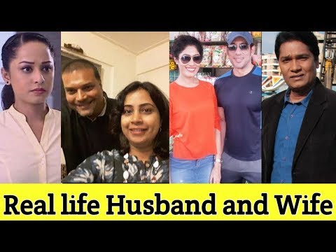 Real life Husband and Wife of All C.I.D Actors. Sony tv - AFY News