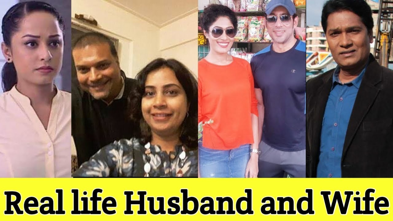 Real life Husband and Wife of All C I D Actors  Sony tv - AFY News