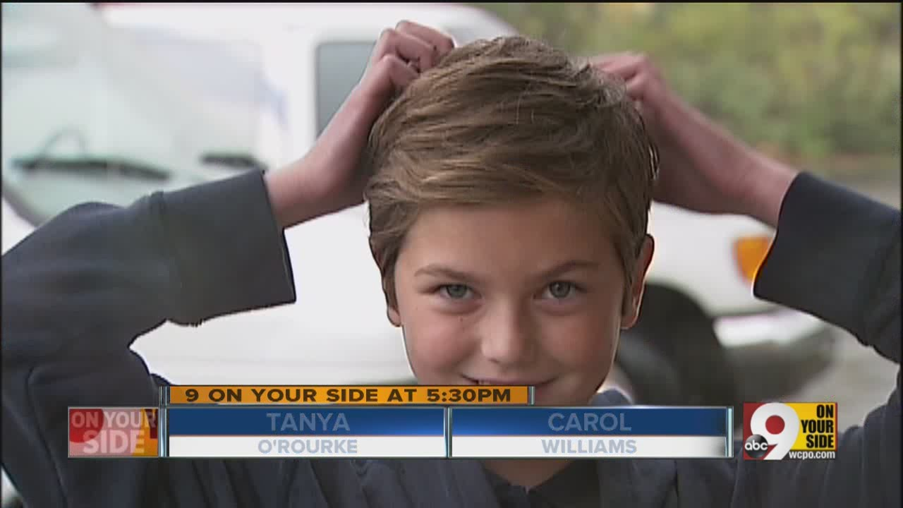 Girl Bullied For Donating Hair YouTube