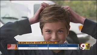 girl bullied for donating hair