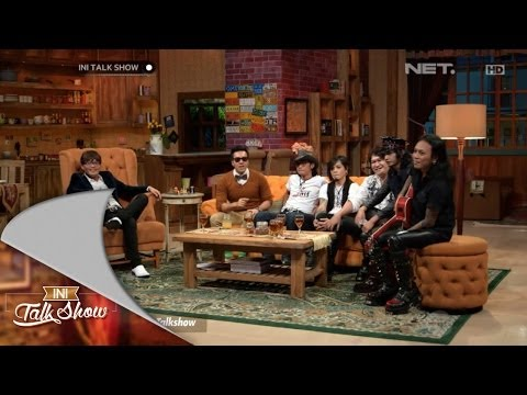 Ini Talk Show - Anak Band Part 2/3 - David Bayu dan Band Rif cerita soal perjalanan karir