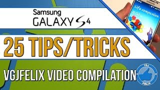 25 Samsung Galaxy S4 Tips and Tricks