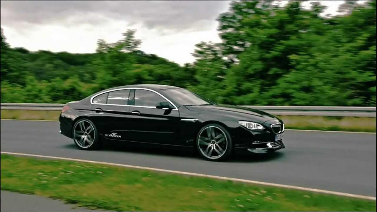 2012 AC Schnitzer BMW 640d Gran Coupe on 21\