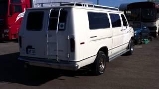 Ford econoline Super-wagon 1980