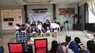 Download lagu PRISTIN Bang + Black Widow + Lose My Breath + Wee Woo Dance Cover by PixieZone