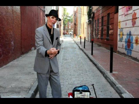Sonny Holliday ~ South Street Magician ~ Streets of Philadelphia